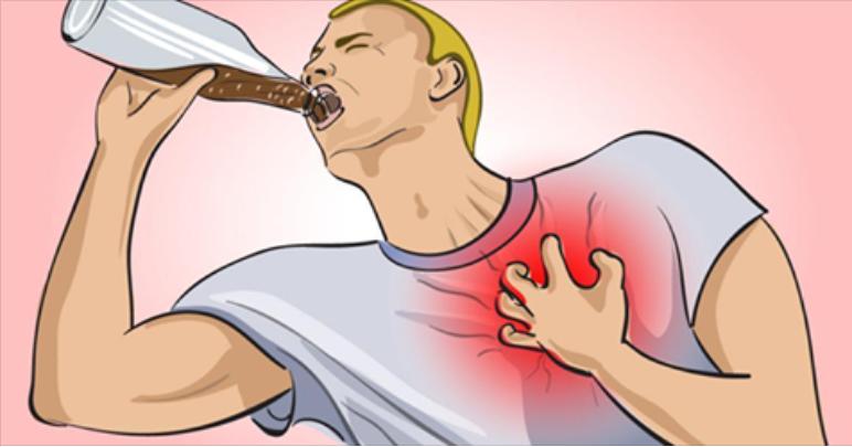Un Vaso De Más De ESTA Bebida Puede Tener Terribles Efectos En Tu Salud. ¡Y Mucha Gente Lo Bebe A Diario!
